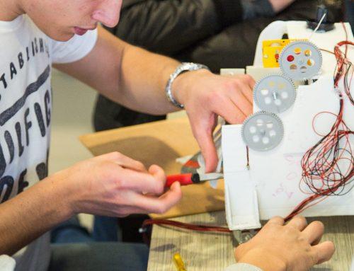 Formation Trophées de Robotique avancée