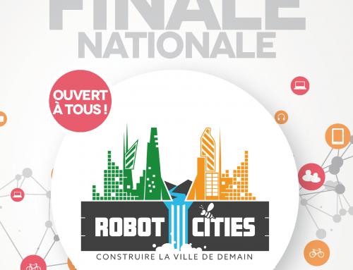 Phase finale Trophées de Robotique 2018