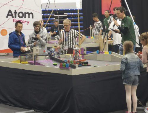 Trophées de robotique 2020 – PRÉSENTATION DU THÈME
