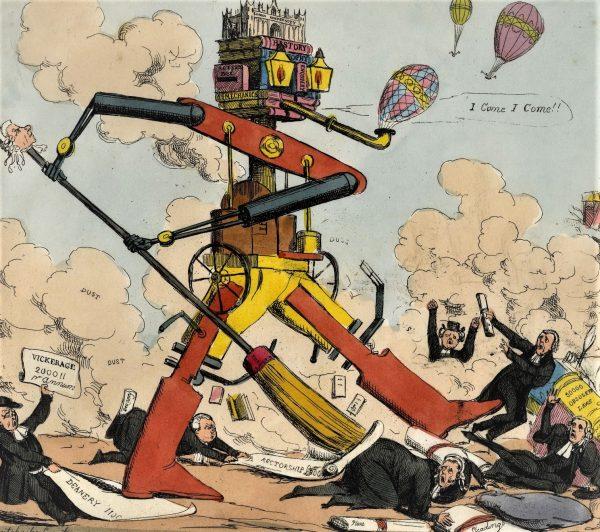 Frédéric Feu du Centre de l'Imaginaire Scientifique et Technique se passionne pour l'histoire des sciences. Il raconte ici, sur des images étonnantes, une histoire de la robotique riche et inattendue qui vous conduit à redéfinir ce qu'est un robot. Des mythologies de l'Antiquité aux tentatives des premiers mécaniciens, des rêves de poètes et écrivains d'anticipation à l'invention de l'électronique... vous êtes invités à la découverte de nombreuses histoires de fiction et véritables réalisations de savants qui vous montrent que, bien avant l'ère de la mécatronique, d'innombrables concepts avaient déjà été imaginés et explorés.